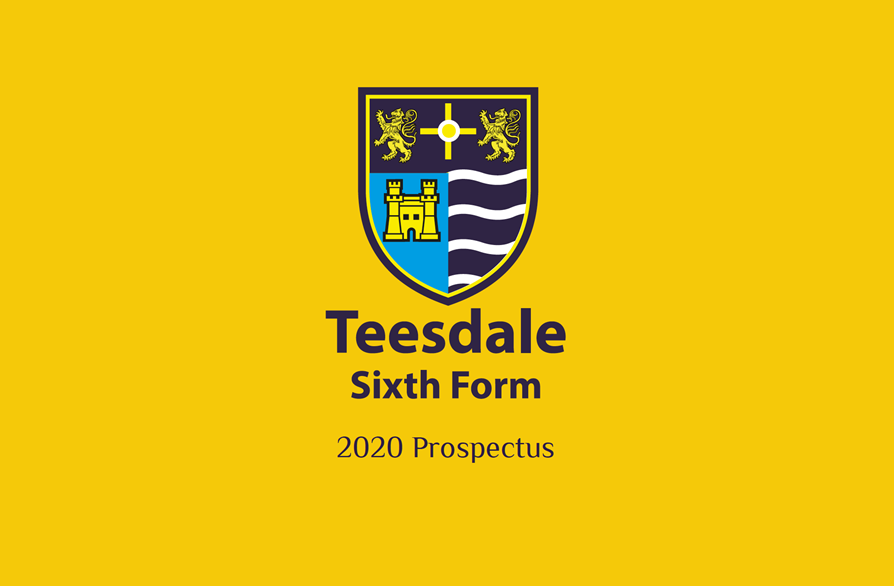 Teesdale Sixth Form Prospectus