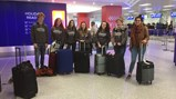 Sixth form students enjoy trip to Athens