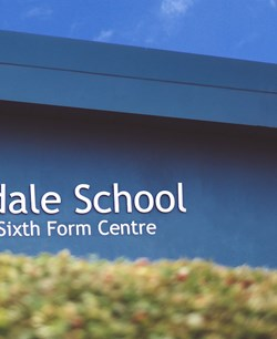 Teesdale School and Sixth Form exterior